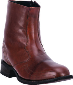 Laredo Men's Hoaxie Side-Zip Short Boots, , hi-res