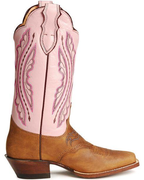 Justin Punchy cowboy boots, , hi-res