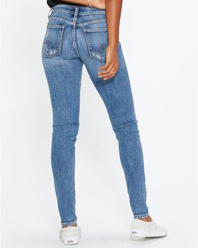 Silver Women's Suki Medium Wash Super Skinny Jeans , Indigo, hi-res