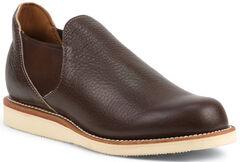 Chippewa Men's 1967 Original Brown Romeo Shoes, , hi-res