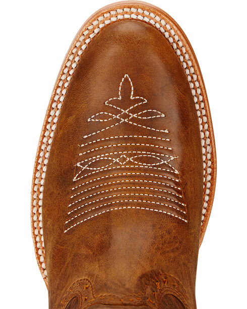 Ariat Gentry Performance Riding Boots - Round Toe , Tan, hi-res