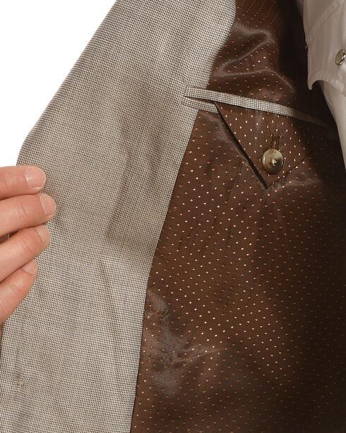 Circle S Platinum Men's Barley Western Sport Coat, Tan, hi-res