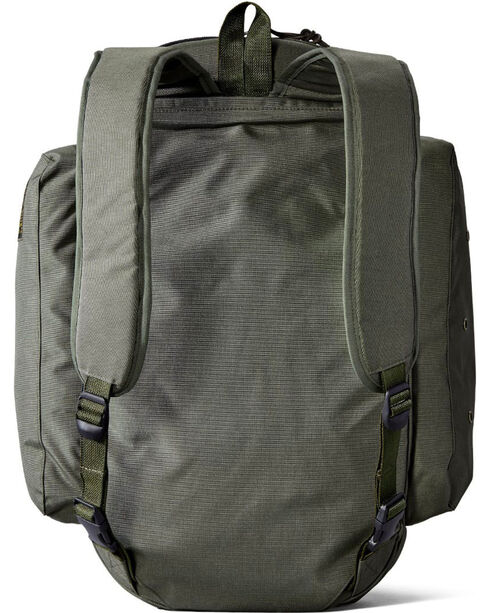 Filson Otter Green Ballistic Nylon Duffle Pack , Hunter Green, hi-res