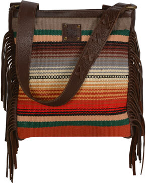 STS Ranchwear Ponderosa Serape Crossbody Bag, Multi, hi-res