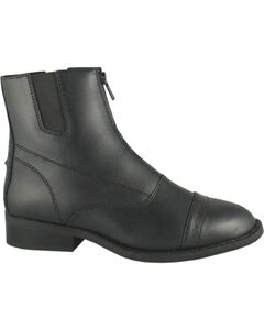 Smoky Mountain Women's Zipper Paddock Boots, , hi-res