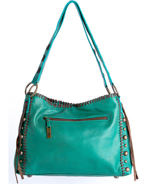 STS Ranchwear Jade Maggie Mae Handbag , Light/pastel Green, hi-res