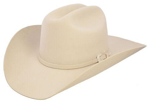 Resistol 2X Tucker Felt Cowboy Hat, Bone, hi-res