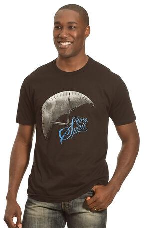 Moonshine Spirit Men's Moonlight Graphic T-Shirt, Black, hi-res