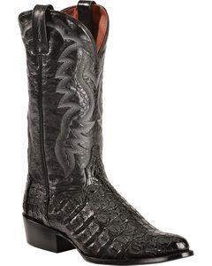 Dan Post Flank Caiman Cowboy Boots, , hi-res