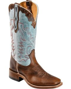 Boulet Damiana Cowgirl Boots - Square Toe, , hi-res