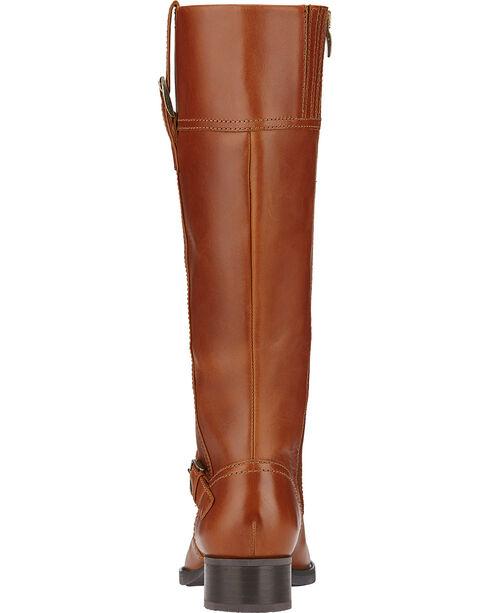 york boots. ariat women\u0027s york tall boots - medium toe, maple, hi-res