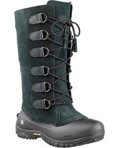 Baffin Women's Ultralite Series Coco Waterproof Boots - Round Toe , Black, hi-res