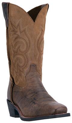 Laredo Men's Peterson Western Boots - Square Toe , , hi-res