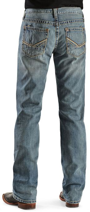 Ariat Denim - M5 Swingback Straight Leg Jeans, Light Stone, hi-res