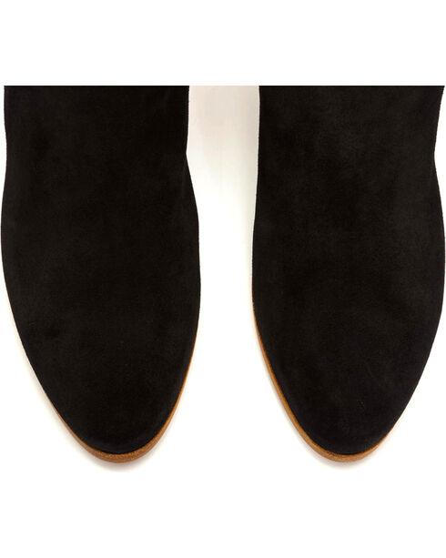 Frye Women's Casey Stud Booties - Medium Toe , Black, hi-res