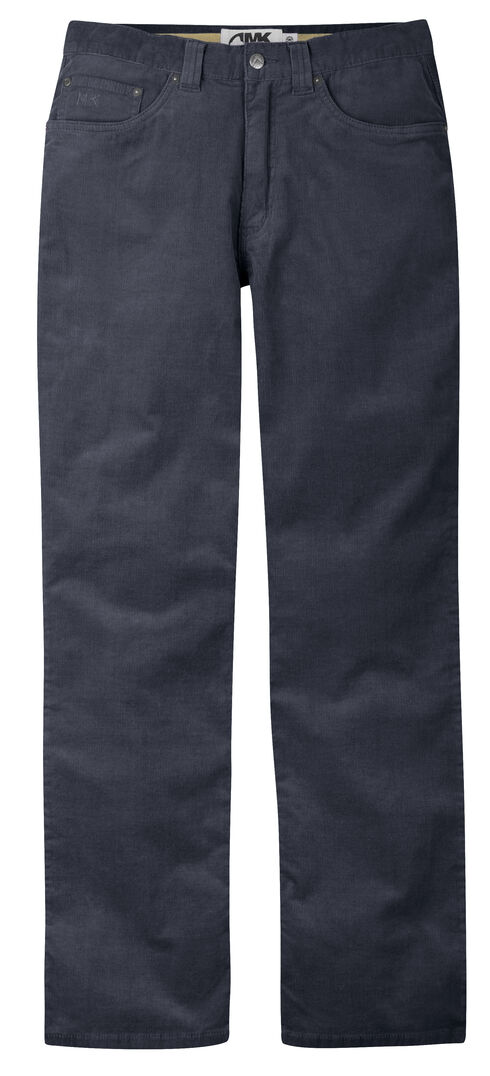 Mountain Khakis Men's Canyon Cord Classic Fit Pants, Navy, hi-res