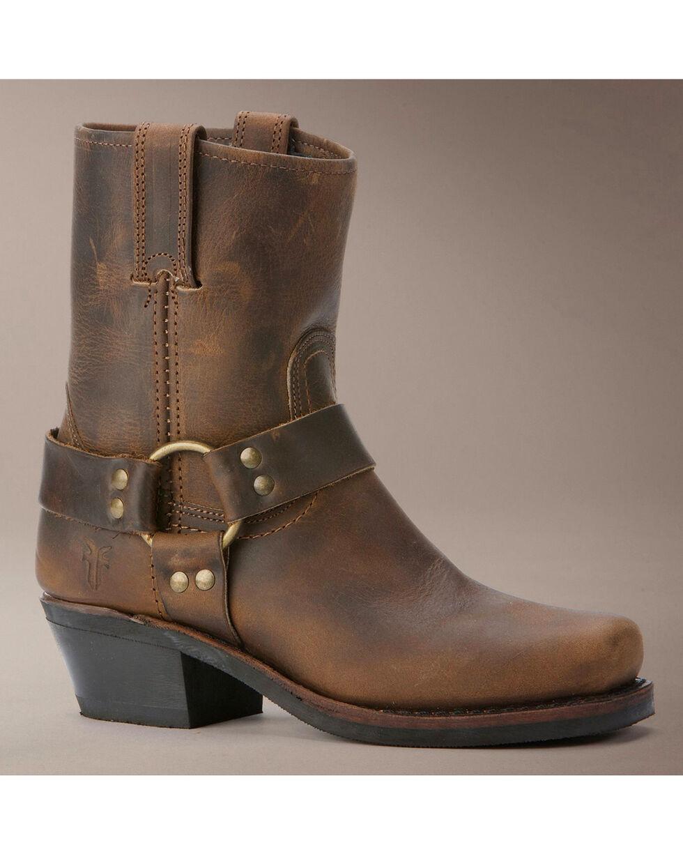Frye Women's Harness 8R Boots, Tan, hi-res