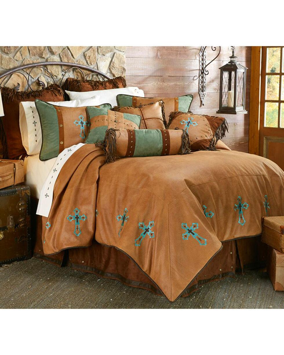 HiEnd Accents Las Cruces II Comforter Set - Full Size, Multi, hi-res