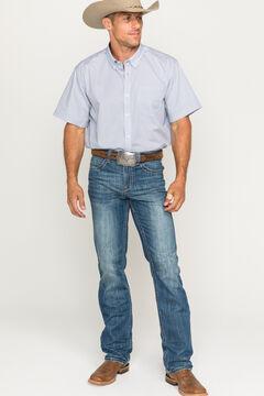 Cody James Men's Hogback Button Down Short Sleeve Shirt, , hi-res