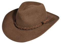 Wind River by Bailey Switchback Pecan Outback Hat, , hi-res