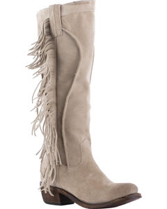 Junk Gypsy by Lane Sand Texas Tumbleweed Boots - Round Toe , , hi-res