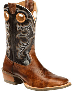 Ariat Crossfire Performance Western Boots - Square Toe, , hi-res