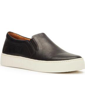 Frye Women's Lena Slip On Shoes , Black, hi-res