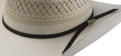 Tony Lama Cattleman Two-Tone Straw Cowboy Hat, Two Tone, hi-res