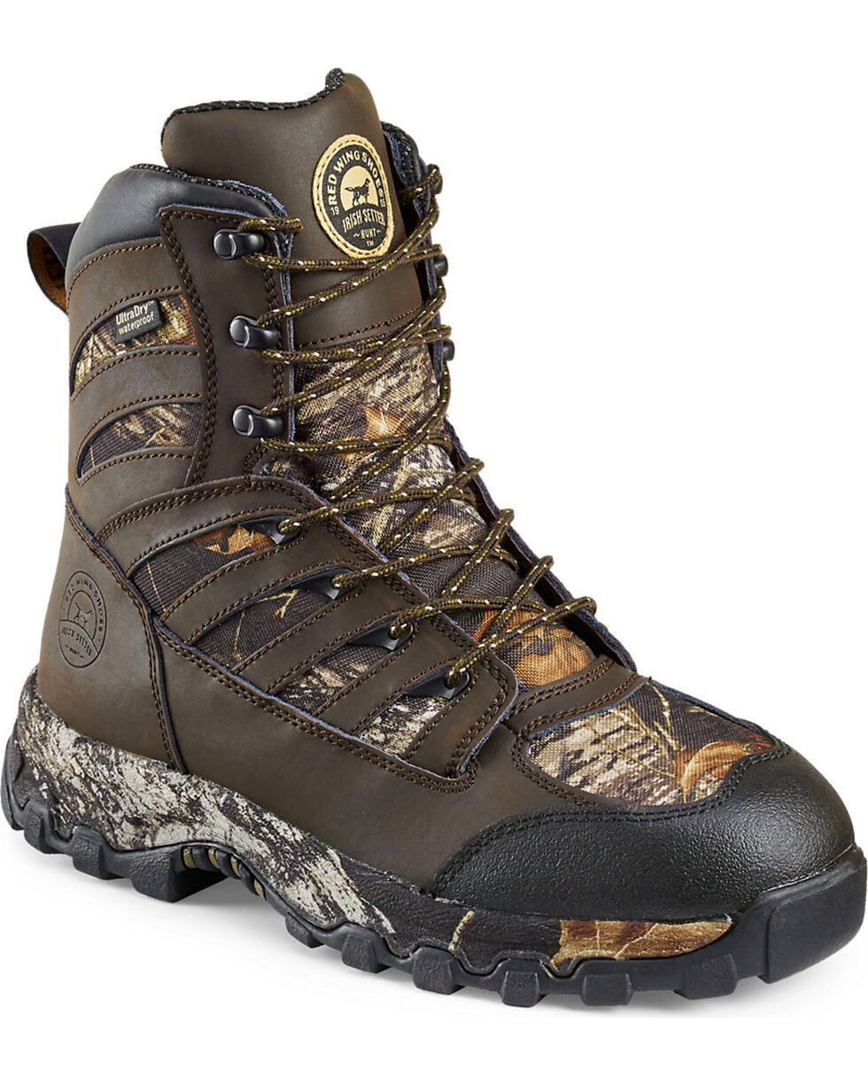 Irish Setter by Red Wing Shoes Women's Ladyhawk Mossy Oak Hunting Boots , Camouflage, hi-res
