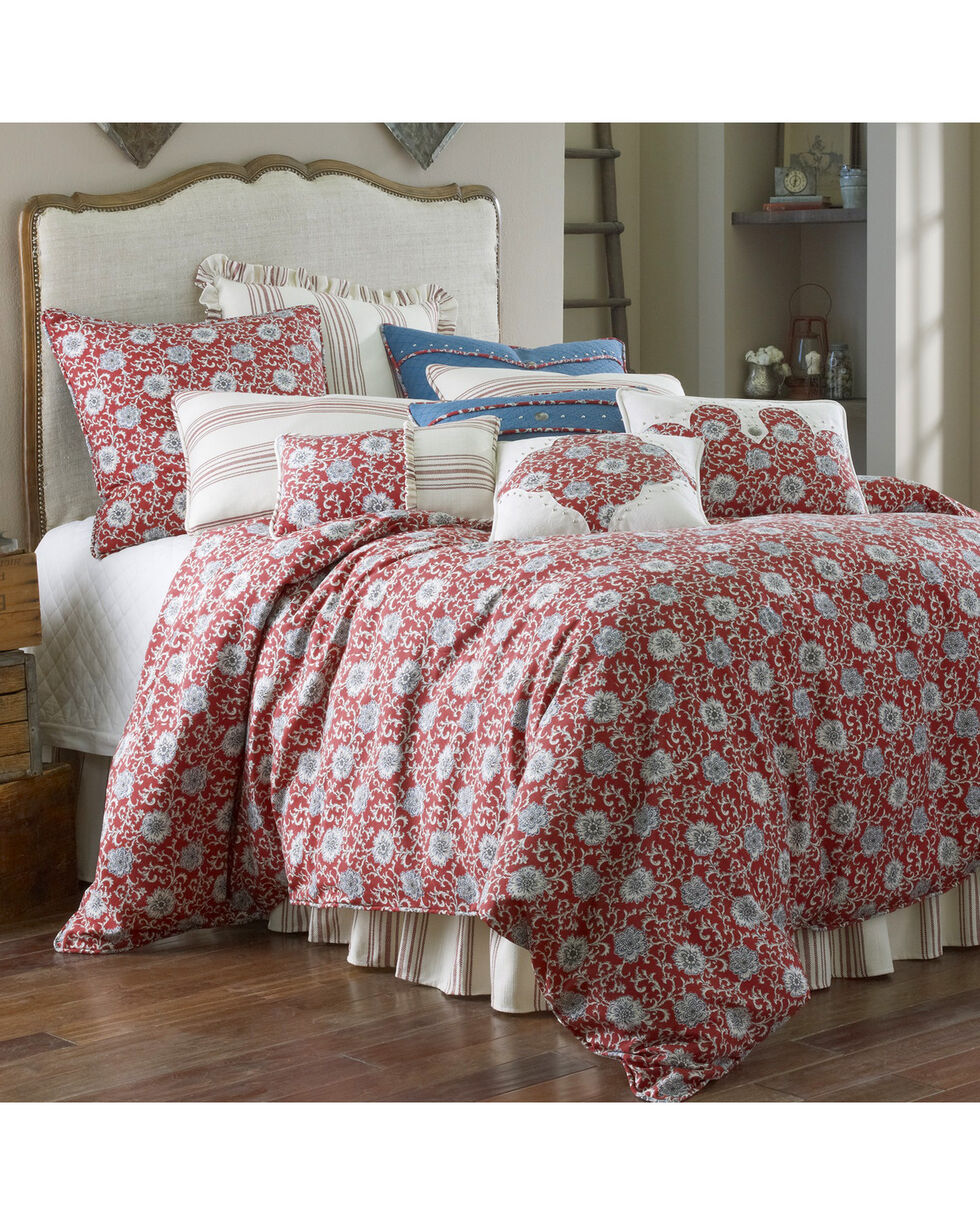 HiEnd Accents Bandera Super King 5-Piece Bedding Set, Multi, hi-res