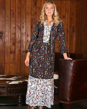 Wrangler Women's Floral Maxi Dress , Multi, hi-res