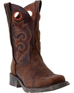 Laredo Prowler Cowboy Boots - Square Toe, , hi-res
