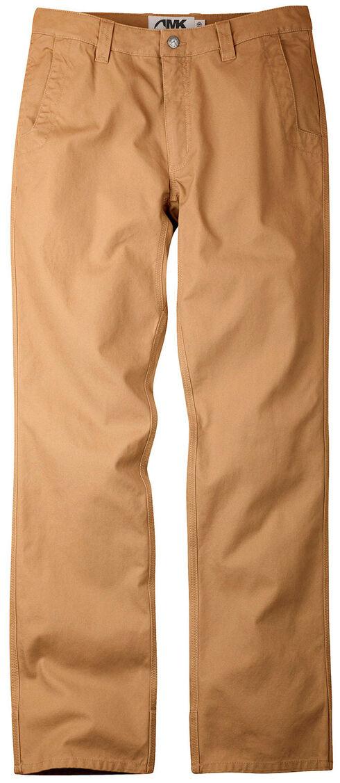 Mountain Khakis Men's Brown Original Slim Fit Pants , Brown, hi-res