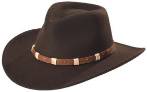 0cc549840f585 Men s Hats - ScalaBlack Creek - Country Outfitter