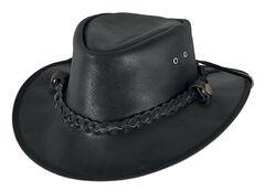 Bullhide Men's Cessnock Leather Hat, , hi-res