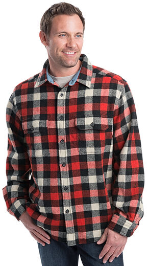 Woolrich Men's Wool Buffalo Shirt, Plaid, hi-res