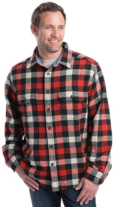 Woolrich Men's Wool Buffalo Shirt, Plaid, hi-res