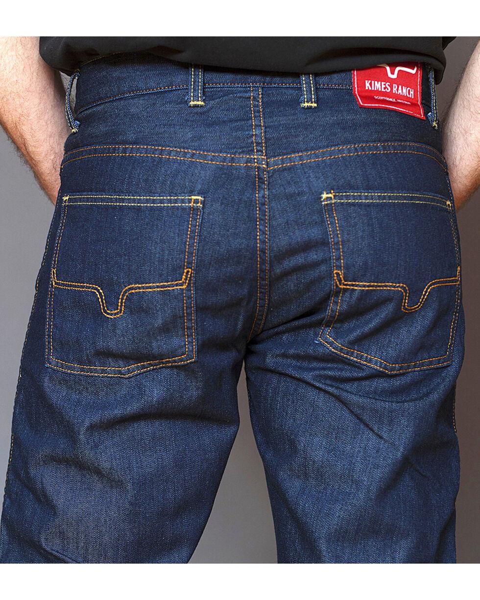 Kimes Ranch Men's Cal Jeans - Straight Leg , Indigo, hi-res
