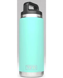 Yeti Seafoam 26 oz. Bottle Rambler , Aqua, hi-res