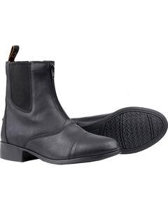 Dublin Women's Elevation Zip Paddock Boots, , hi-res