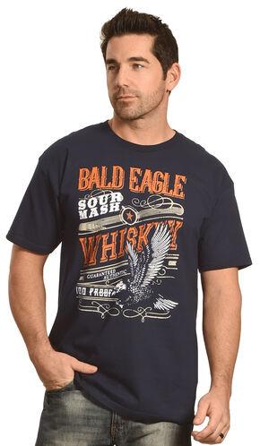 Cody James Bald Eagle T-Shirt, Navy, hi-res