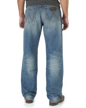 Wrangler Men's Retro Relaxed Fit Boot Cut Jeans , Indigo, hi-res