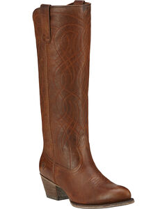 Ariat SingSong Cowgirl Boots - Medium Toe, , hi-res