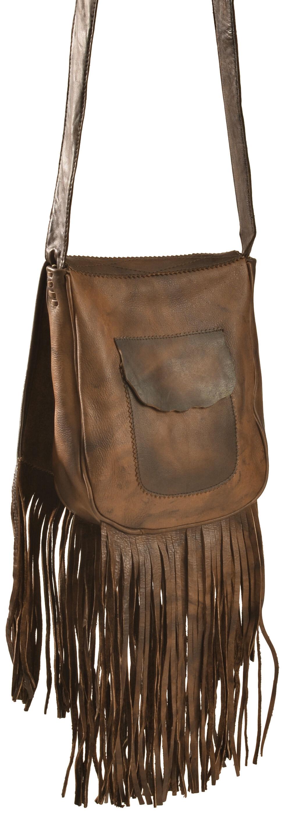 Kobler Leather Tan Shoulder Bag, Tan, hi-res