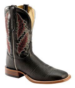 Tony Lama San Saba Cowboy Boots - Square Toe, , hi-res