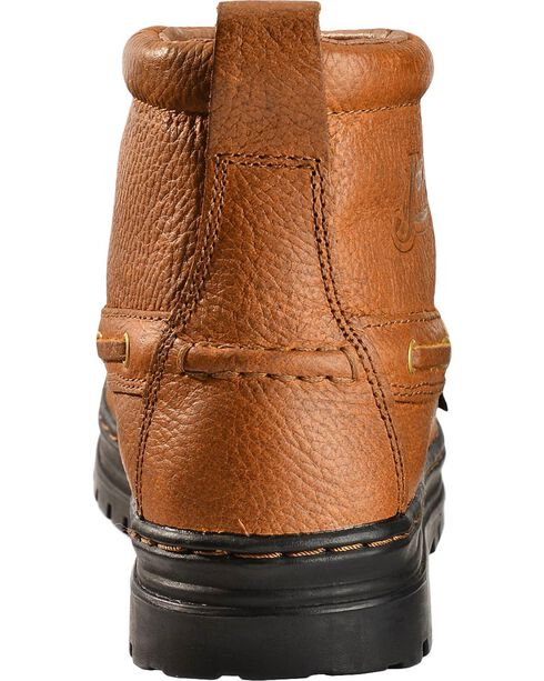 Justin Men's Chip Chukka Boots - Round Toe, Copper, hi-res