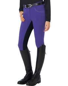 Ovation Women's Sorrento Full Seat Breeches, , hi-res