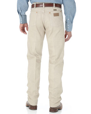 "Wrangler Jeans - 13MWZ Original Fit Prewashed Colors - Big 44"" to 52"" Waist, Tan, hi-res"