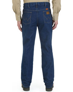 Wrangler Men's Indigo FR Slim Fit Jeans - Straight Leg , Indigo, hi-res
