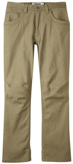 Mountain Khakis Men's Beige Camber 104 Hybrid Pants , Beige, hi-res